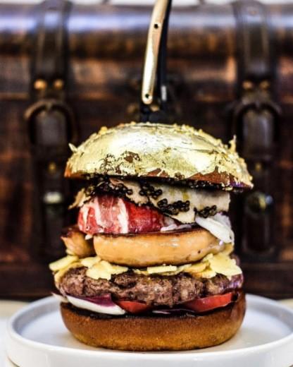 ההמבורגר היקר ביותר בעולם - chefdiego
