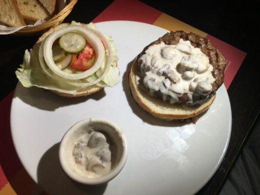 ההמבורגר של BBB הארבעה