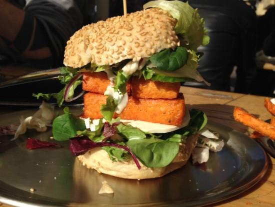 Berlin International - המבורגר עם חלומי!