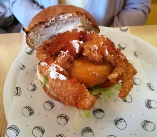 ההמבורגר המושחת של Boom Burgers וילנה
