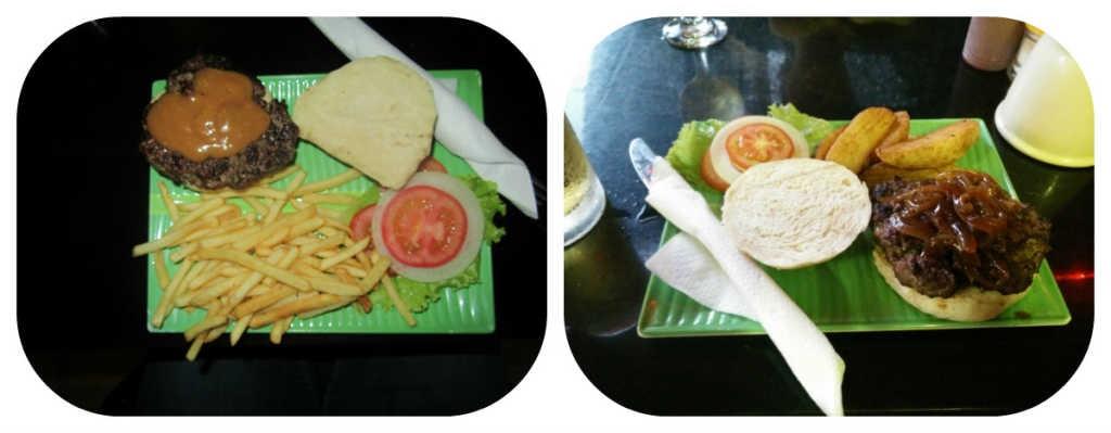 ההמבורגרים של Winston's Burgers