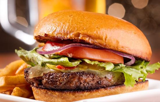 המבורגר אנטריקוט של מרינדו