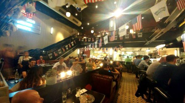 הדיינר של גוצ'ה - חוגגים עצמאות, אמריקאית
