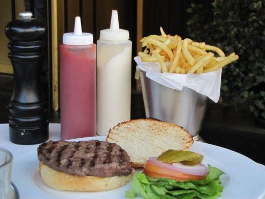 סרגוס - המבורגר שף
