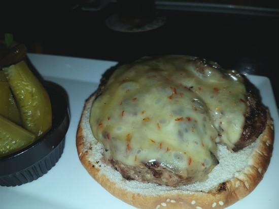 הצ'יזבורגר שאיכזב - מיטבול