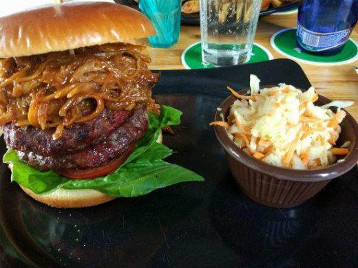 Route Burgers Beer - המבורגר בלרנקה