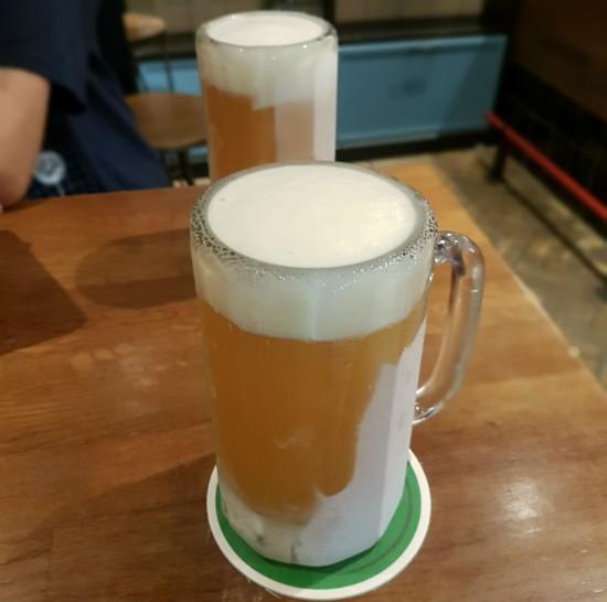 אנגוסרי תל אביב - וויינשטפן בכוס קפואה