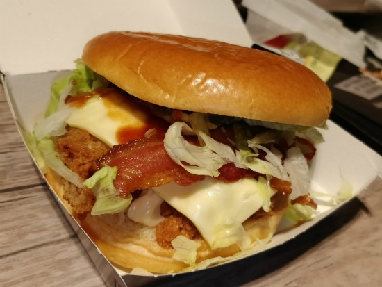 KFC ברלין - קריספי וטעים לביילנים