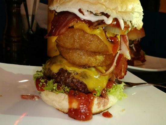 Lili Burger ברלין - המבורגר מטורף!