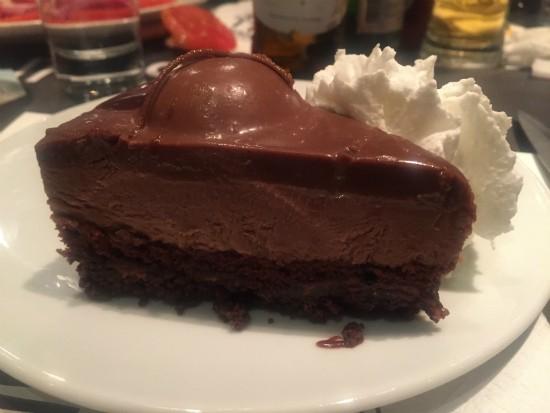 עוגת שוקולד של BBB רמת החייל