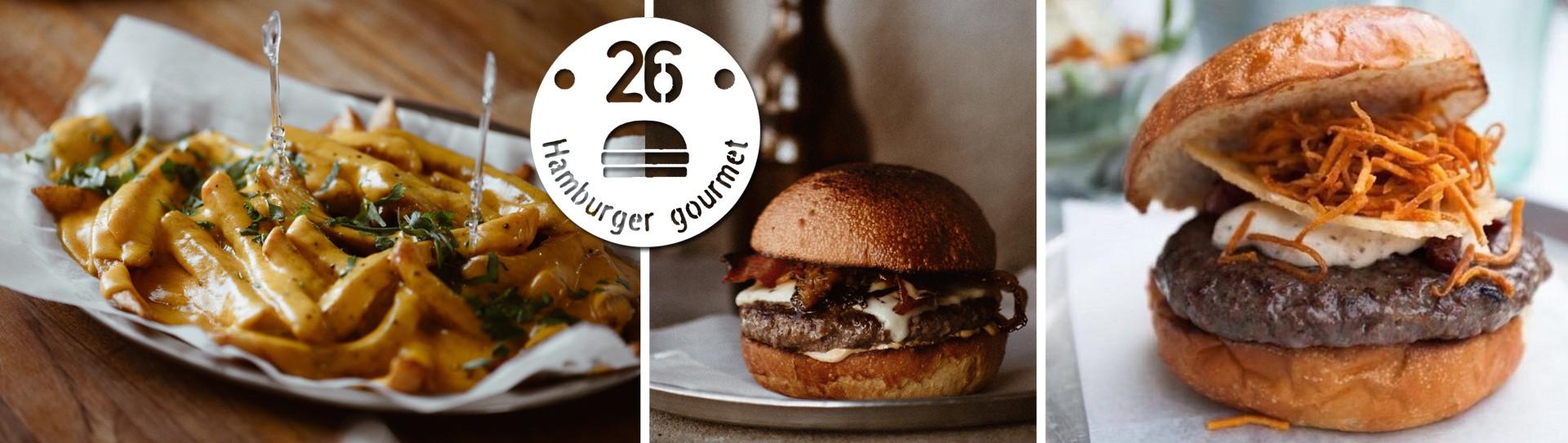 המבורגר גורמה 26 - באנר עליון
