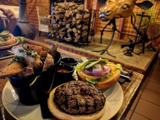 הטחנה - ההמבורגר הצפוני ביותר בישראל
