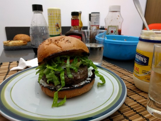 ההמבורגר הביתי שלנו - אטליז צורי