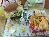 שגב קראנץ' בורגר - ההמבורגר החדש בעיר