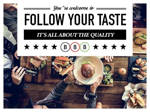 BBB - Follow Your Taste