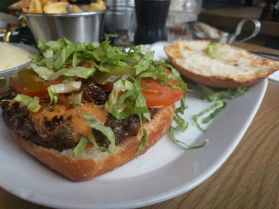 המבורגר שף ברמת החייל - הדסון