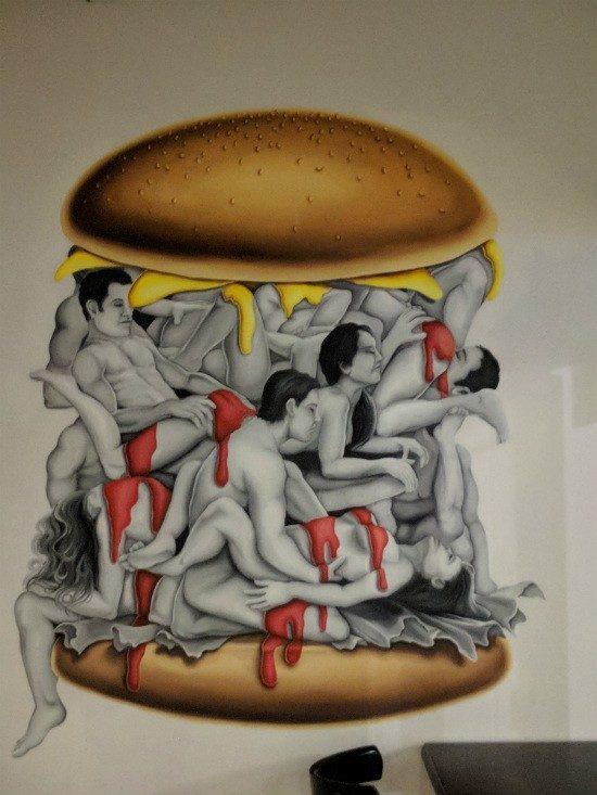 פורט 19 החשמונאים - אומנות זה אומנות