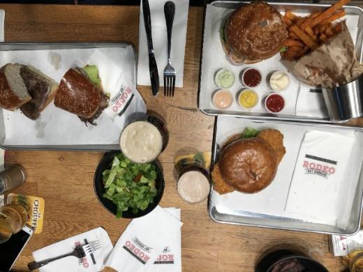 רודאו - תרבות בשר אמריקאית