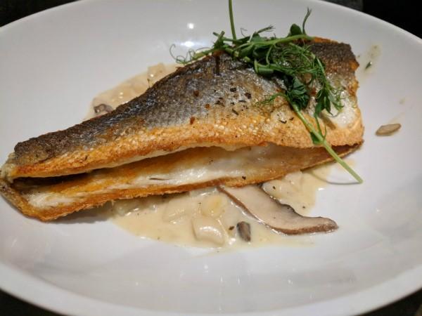 פילה לברק צרוב של דגים 206