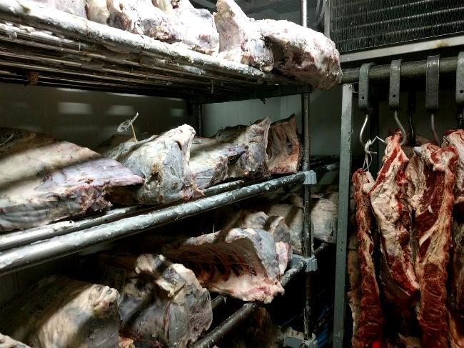 מקרר הבשר של מושבוצ