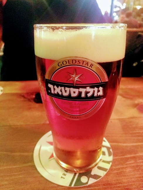 גולדסטאר צוננת - ארל'ה פיצה בר
