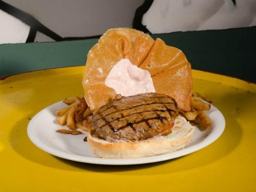 הבלנקי - המבורגר חדש מבית יומנגס!