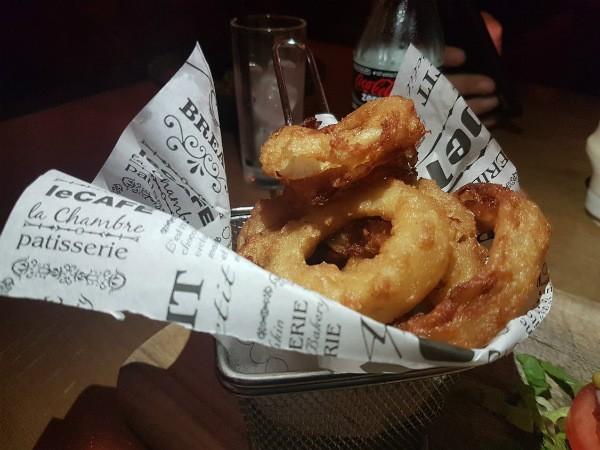 טבעות הבצל של מסעדת סאנסט