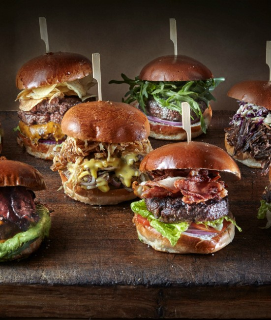 נבחרת המבורגרים של גרינברג ביסטרו, קרדיט: אנטולי מיכאלו