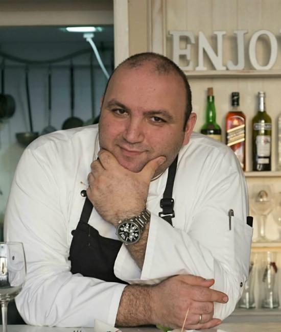 השף יגאל מולנר