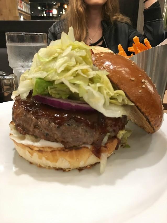 הארטבורגר החדש של מוזס קריית חיים