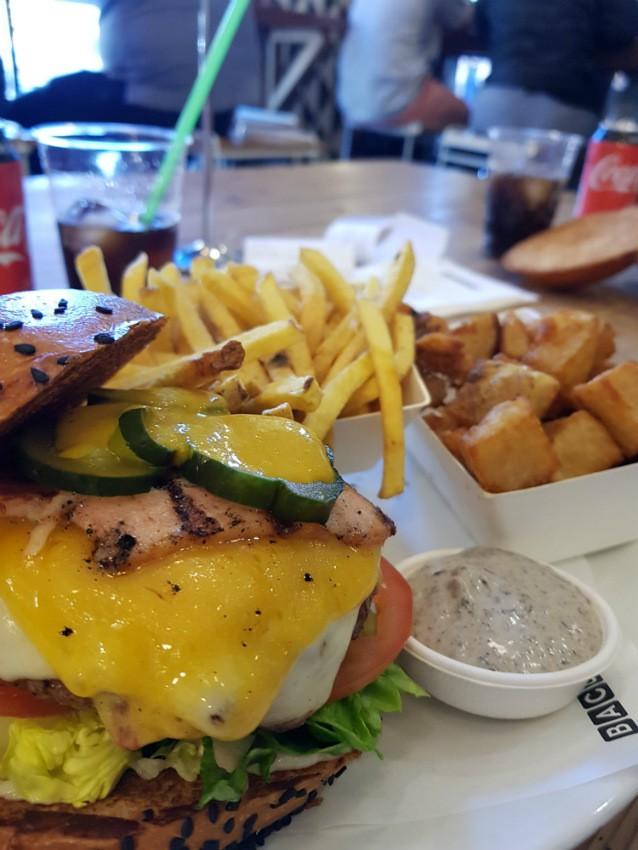 Bacoa Kiosko - המבורגר מומלץ בברצלונה