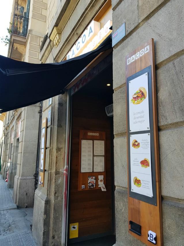 Bacoa Kiosko - ההמבורגר שלכם בברצלונה