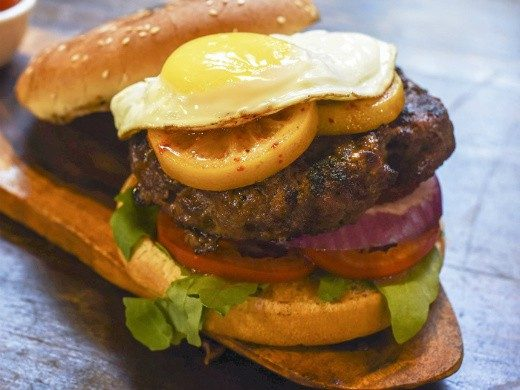 הבקתה ברמות - ההמבורגר הטוב ביותר בגולן