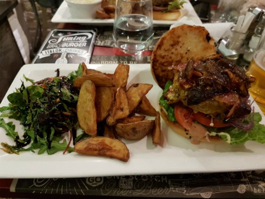 המבורגר מומלץ - tuning burger בודפסט