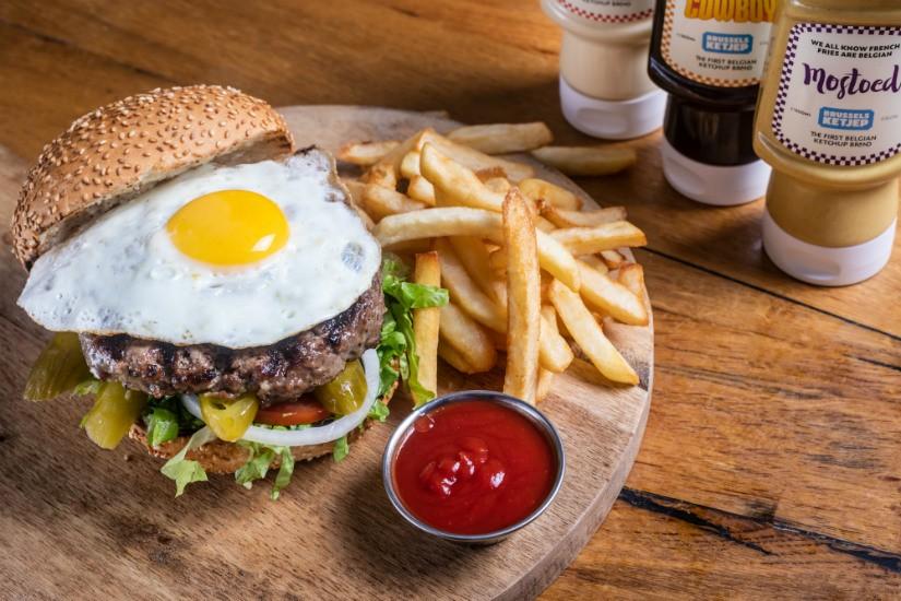 טורפים המבורגר מונדיאל ברשת בורגר סאלון