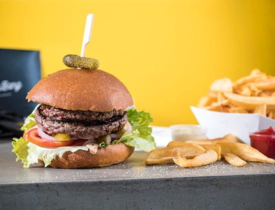 ההמבורגר המסעיר של רעננה - בנג בנג
