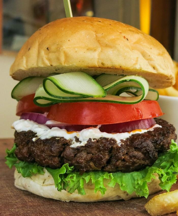 """KGB Burger טאיפיי, מקור: יח""""צ"""
