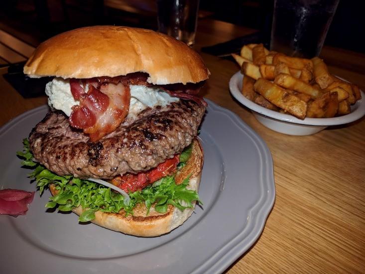 המבורגר בקופנהגן - Gasoline Grill