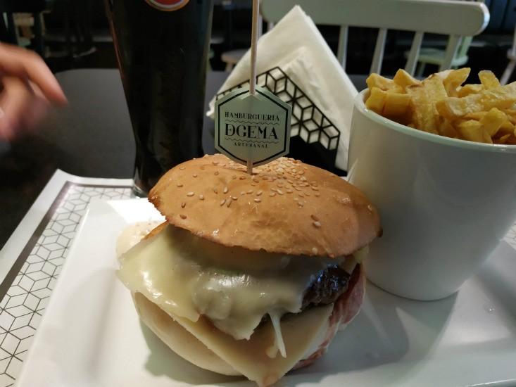 DeGama - המבורגר מומלץ בפורטו