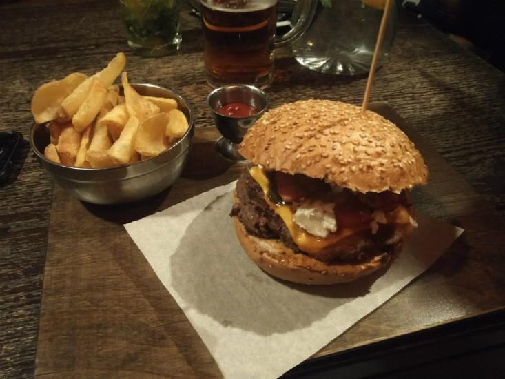 Restart Burger, המבורגר מומלץ בסלובקיה
