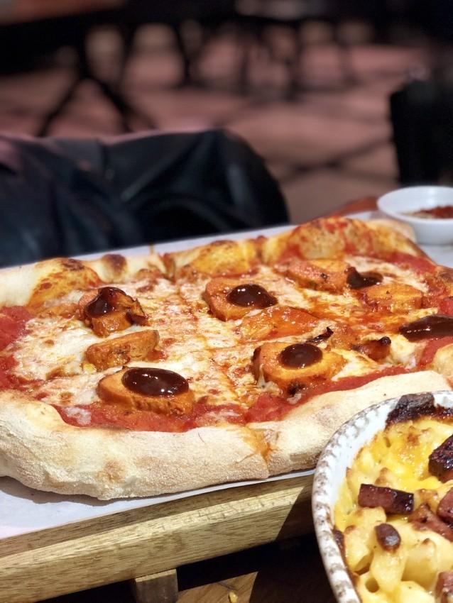 הפיצה של טיטו איטלינו