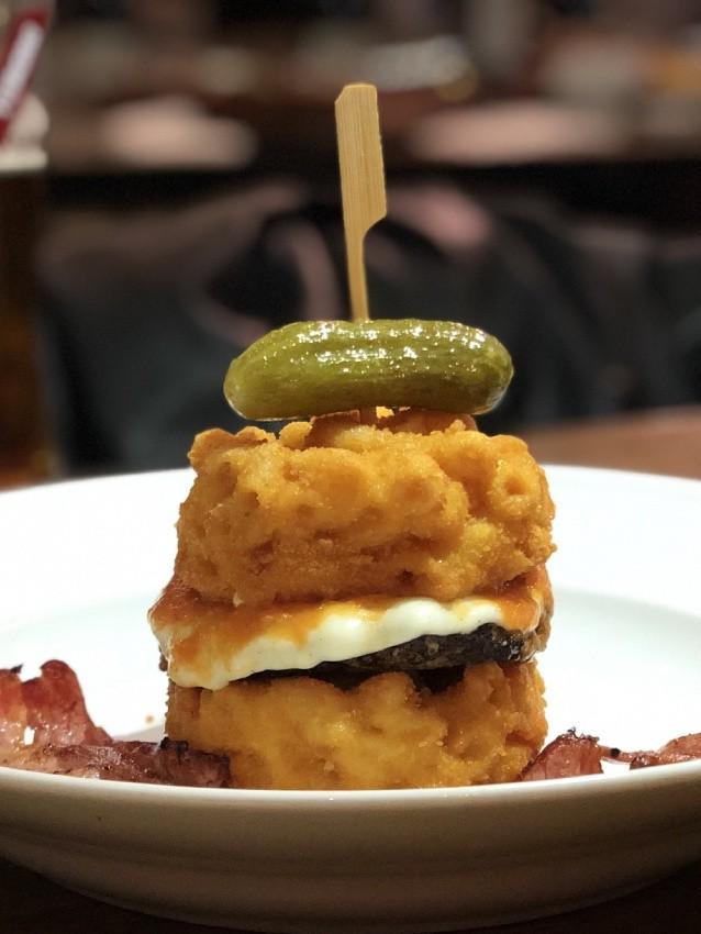 המבורגר אמריקאי של טיטו איטלינו