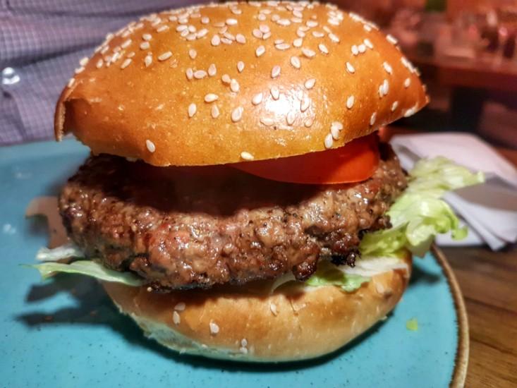 ההמבורגר של ל'אנטריקוט
