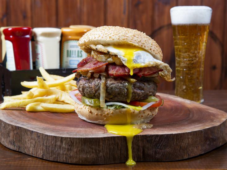 בורגר סאלון חוגגים את יום ההמבורגר 2019