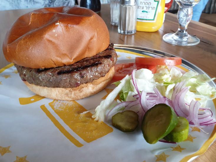 ההמבורגר של רובן פתח תקווה