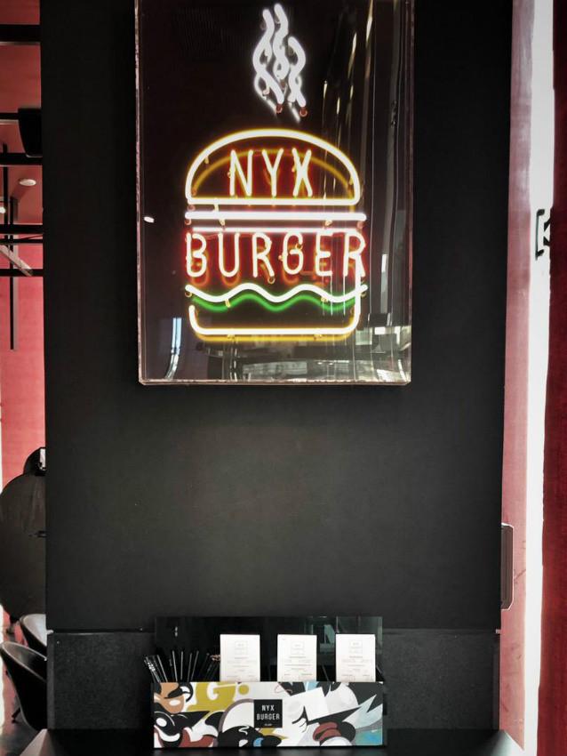 NYX Burger - חדש בתל אביב