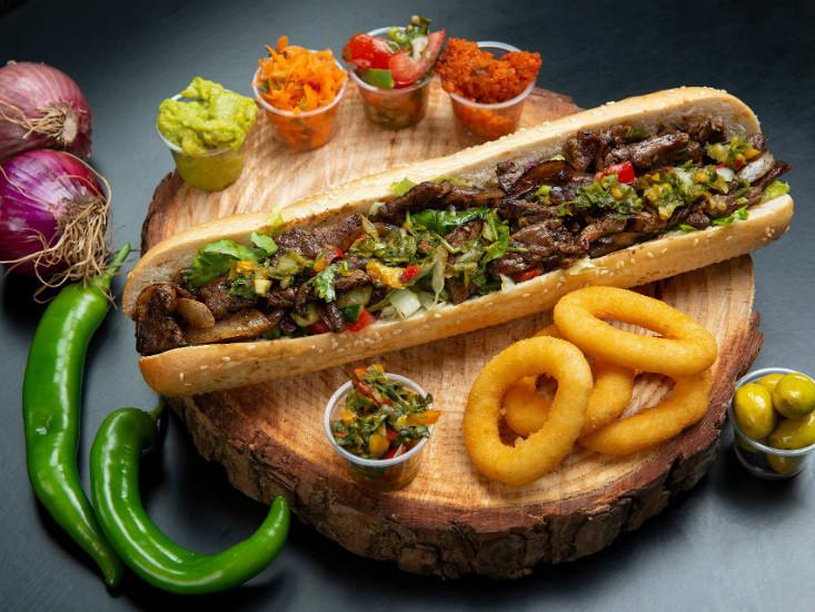 בית הבורגר בת ים - הסנדוויץ'
