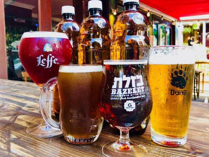 Craft TLV - בית בירה