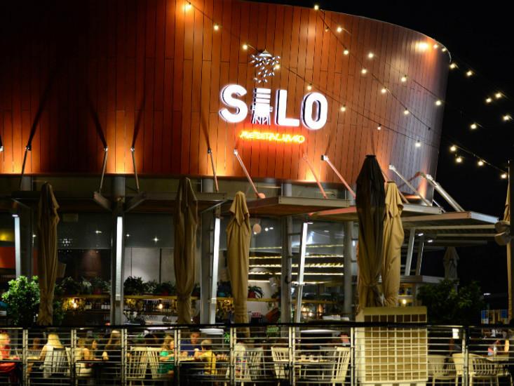 """מסעדת סילו בחולון, מקור: יח""""צ"""