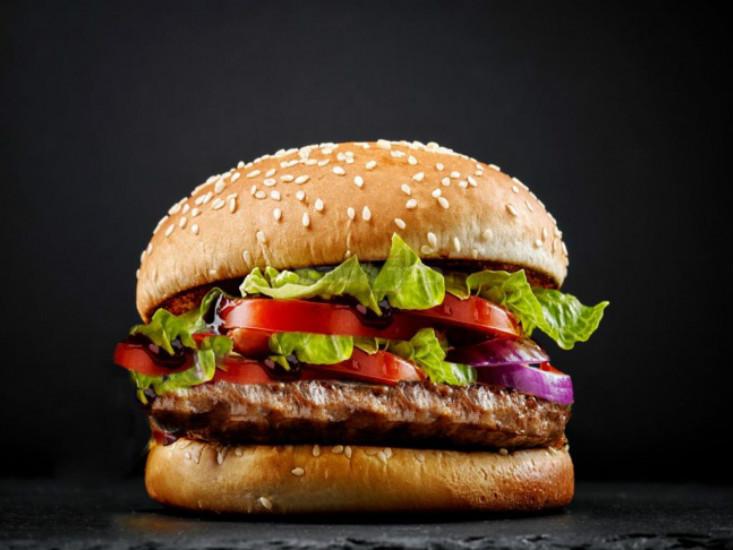 ההמבורגר של סאם בורגר